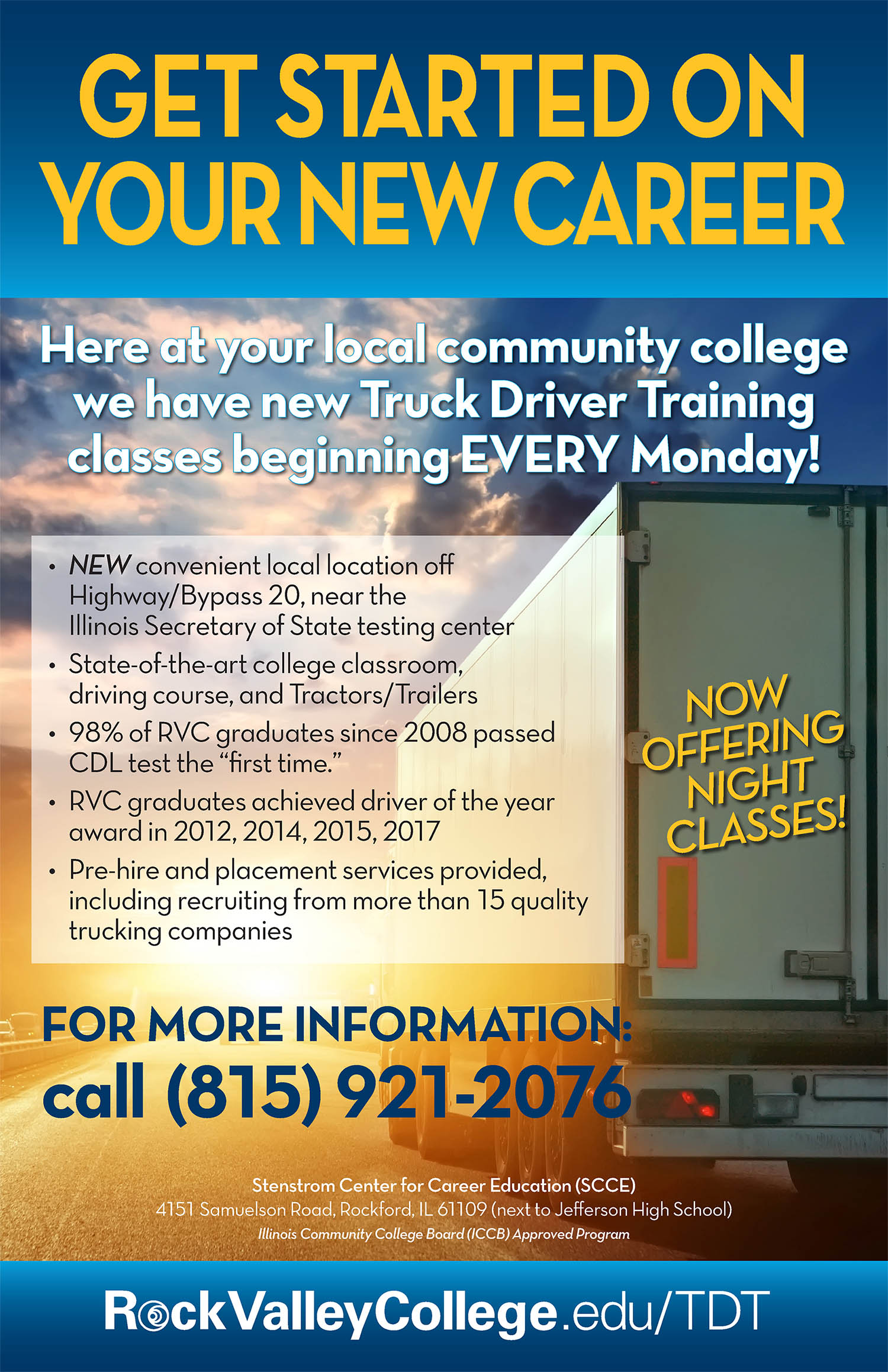 truck driving jobs in illinois class a